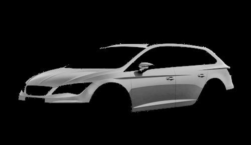 Цвета кузова Leon X-Perience